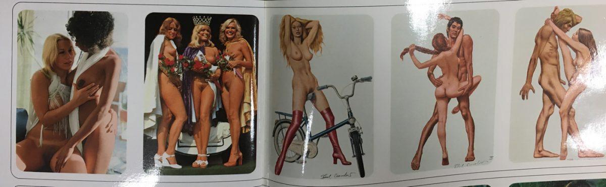 calendario de bolsillo mujeres desnudas 1979