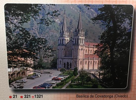 Calendario de bolsillo años 90