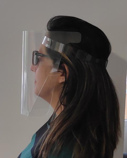 Máscara pantalla de protección Covid19