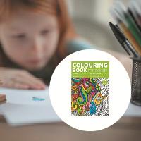 Libros para colorear ref. 4908