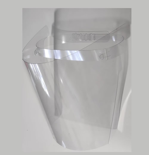 Pantalla máscara protectora COVID19
