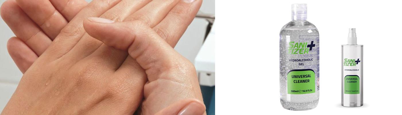 Gel Hidroalcohólico Higienizante para manos