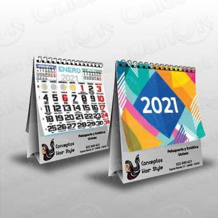 calendario serie maxi anxal 15,6x17,5 cm