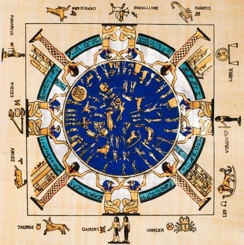 Calendario egipcio