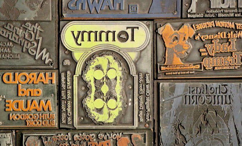 Clichés tipográficos